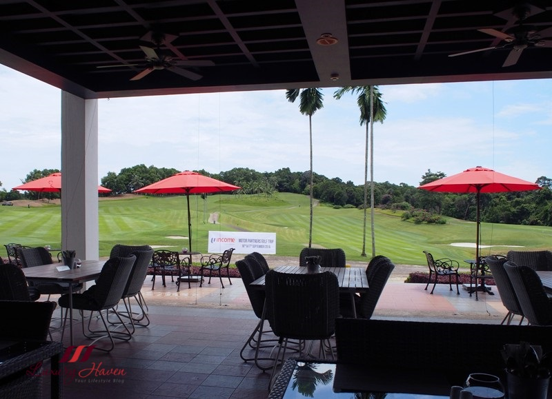indonesia bintan lagoon resort golf clubhouse haskell cafe