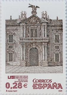 500 ANIVERSARIO UNIVERSIDAD DE SEVILLA