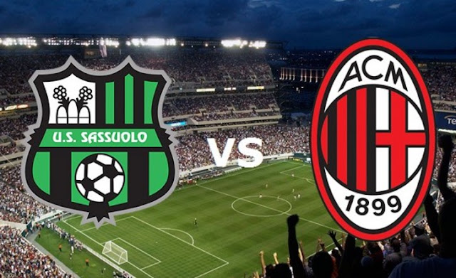 Sassuolo vs AC Milan Full Match & Highlights 5 November 2017