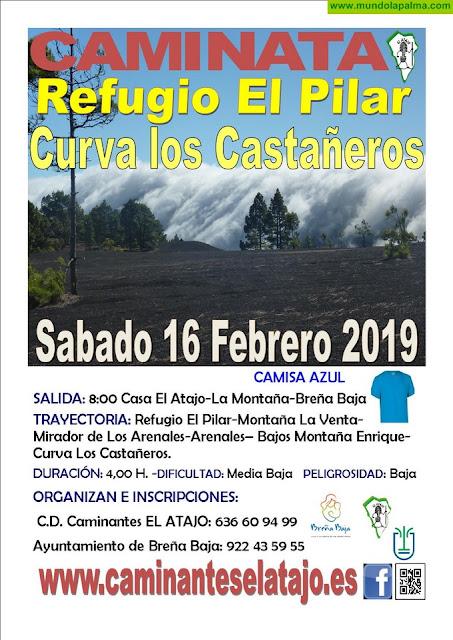 EL ATAJO: Del Pilar a la Curva de los Castañeros