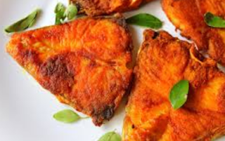 vanjaram fish fry recipe