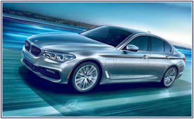 2019 BMW 5 Series Redesign