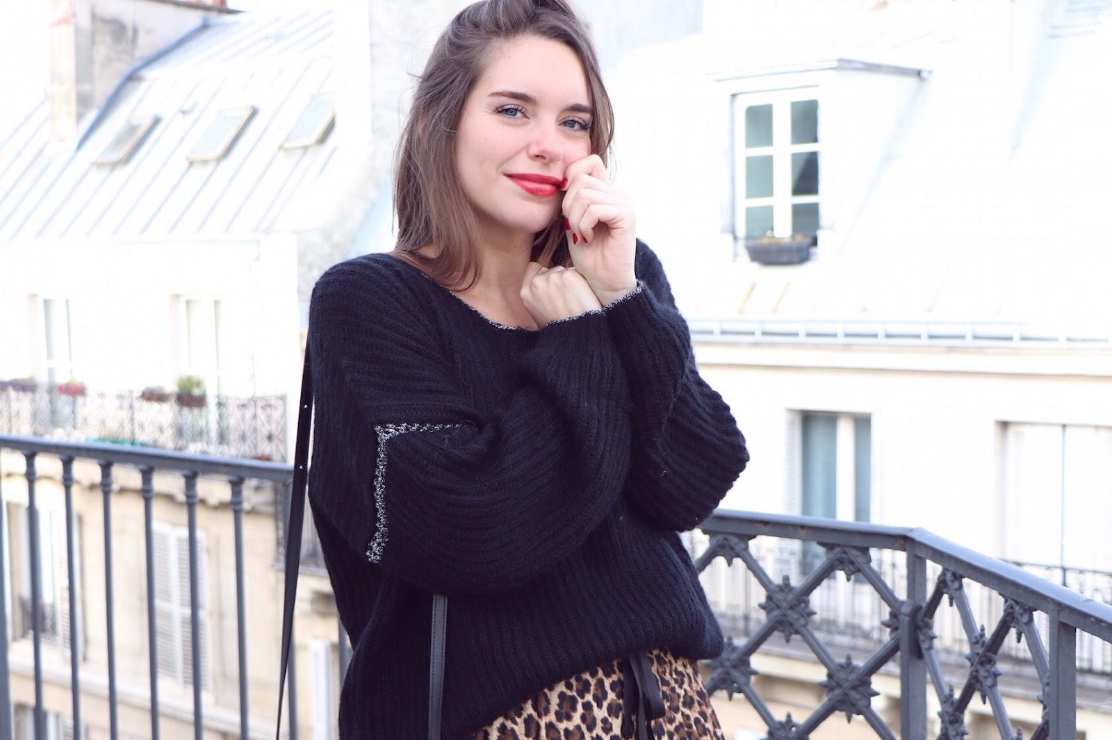 blogueuse mode ikks look