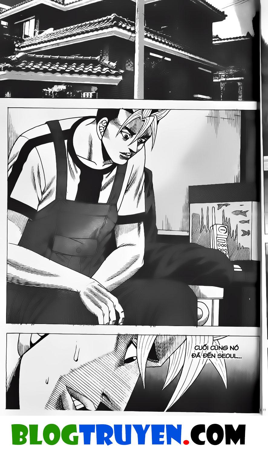 Bitagi - Anh chàng ngổ ngáo chap 374 trang 10