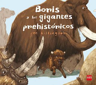 Reseña-SM-#HoyLeemos-blog-Lectura-Joe-Lillington-Bisonte