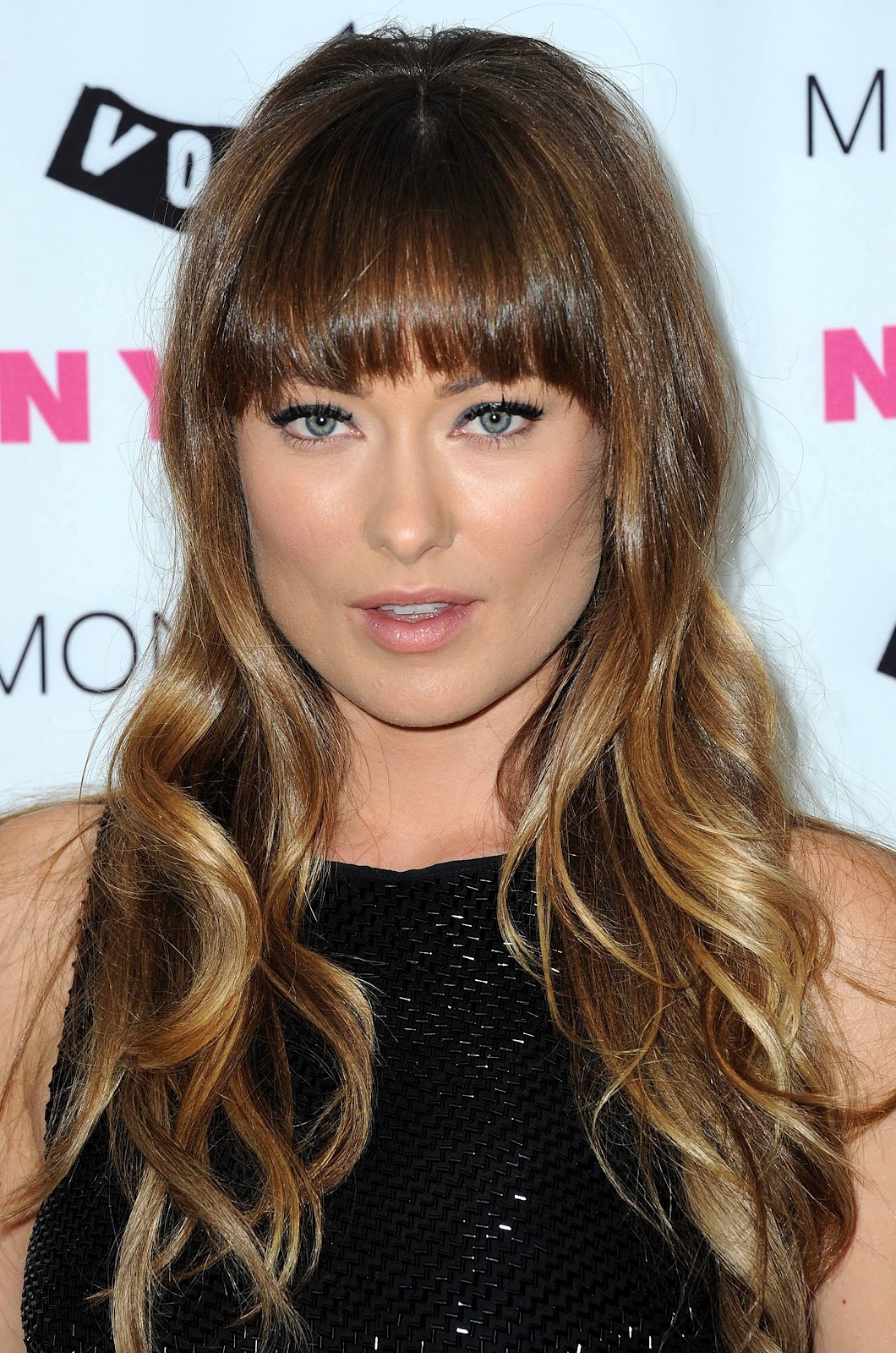 Olivia Wilde Special Pictures: She Said...: The Ombre Look