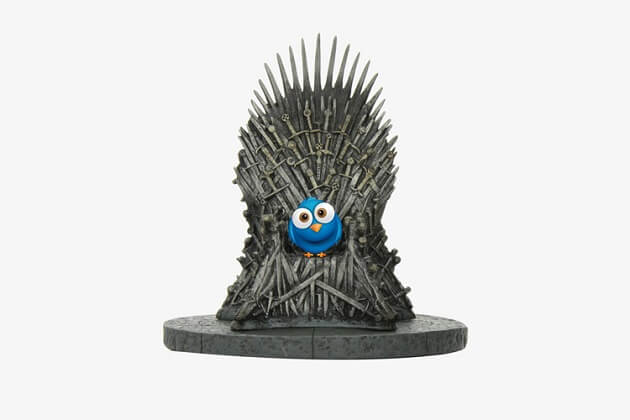 مسلسل Game of Thrones الموسم الثامن يحصل على أكثر من 5 ملايين تغريدة