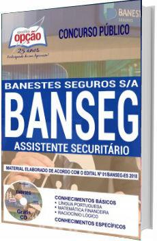 Apostila Concurso Banestes Seguros S/A 2018