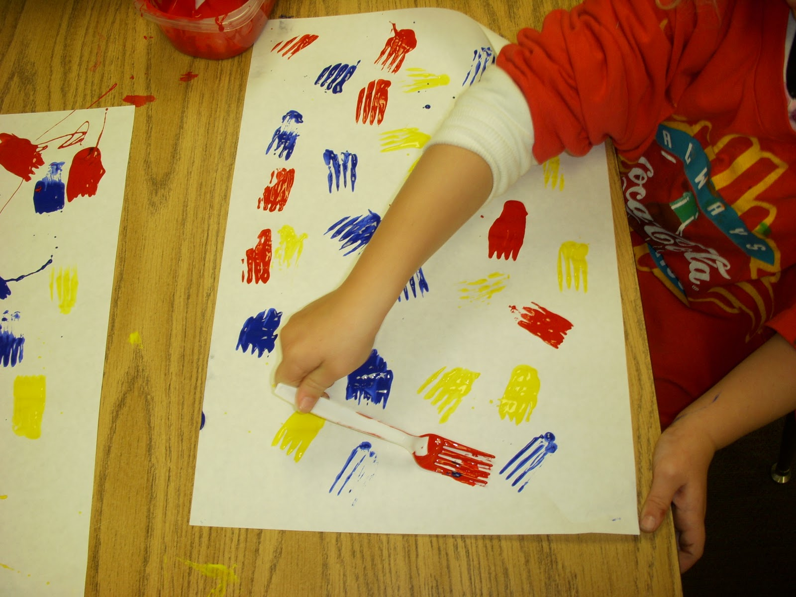Artastic Miss Oetken S Artists Primary Colors With