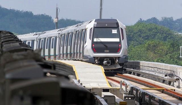 MRT Elemen Terpenting Di Dalam Tranformasi Pengangkutan Awam - #SPAD #MRT