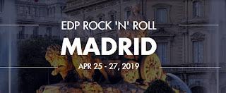 Ganadores del dorsal para el edp R´n´R Marathon de Madrid 209