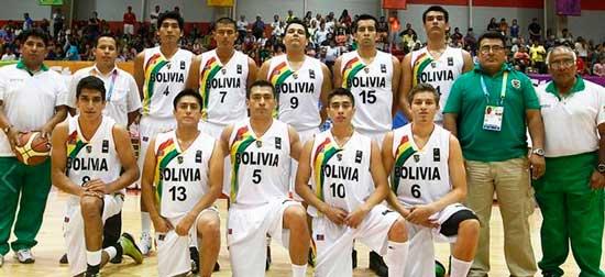 Repechaje al mundial de basquet se jugará en Tarija