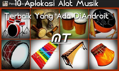 music instruments app for android