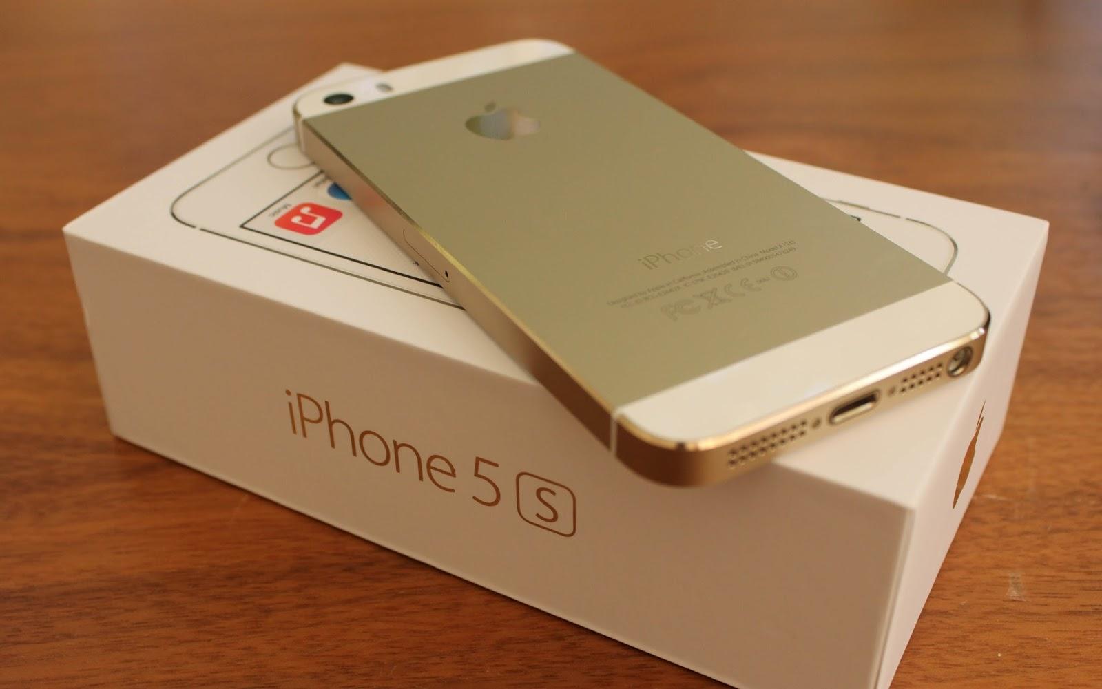 Kredit Hp Apple IPhone 5s Dengan Proses Cepat
