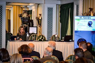 Παρέμβαση της Μ. Τζούφη για τη φαρμακευτική πολιτική στο 17ο Παιδονευρολογικό Συνέδριο