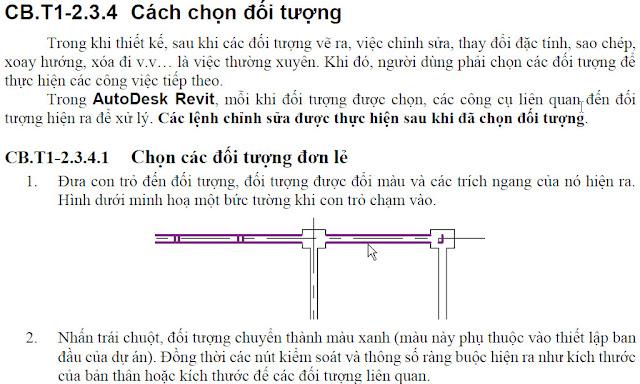 Cách chọn đối tượngk trong Revit 2014 đến 2016 Chon-dtuong-1