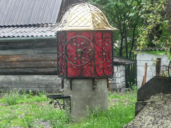 Колодец в с. Пациков, Долинский р-н, Ивано-Франковская обл.