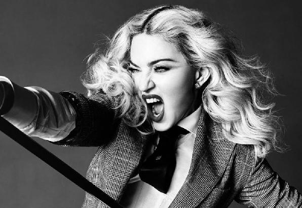 Show da Madonna em Las Vegas