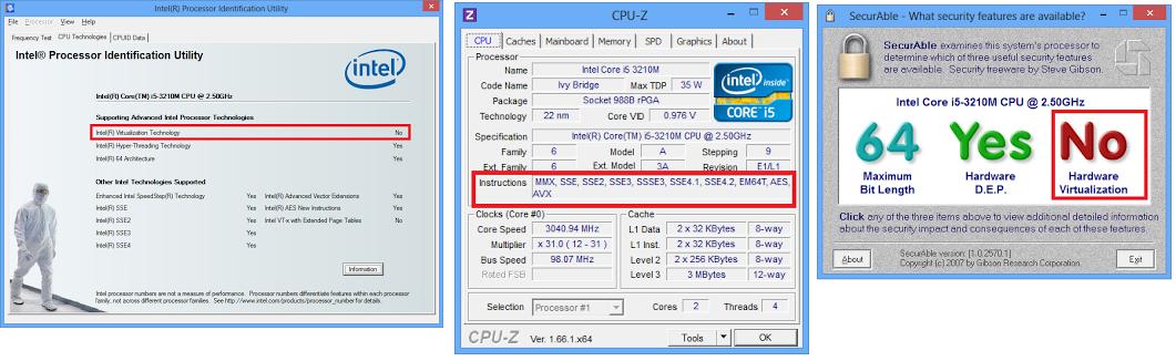 Hyper-V and hardware assisted virtualization | ToughDev