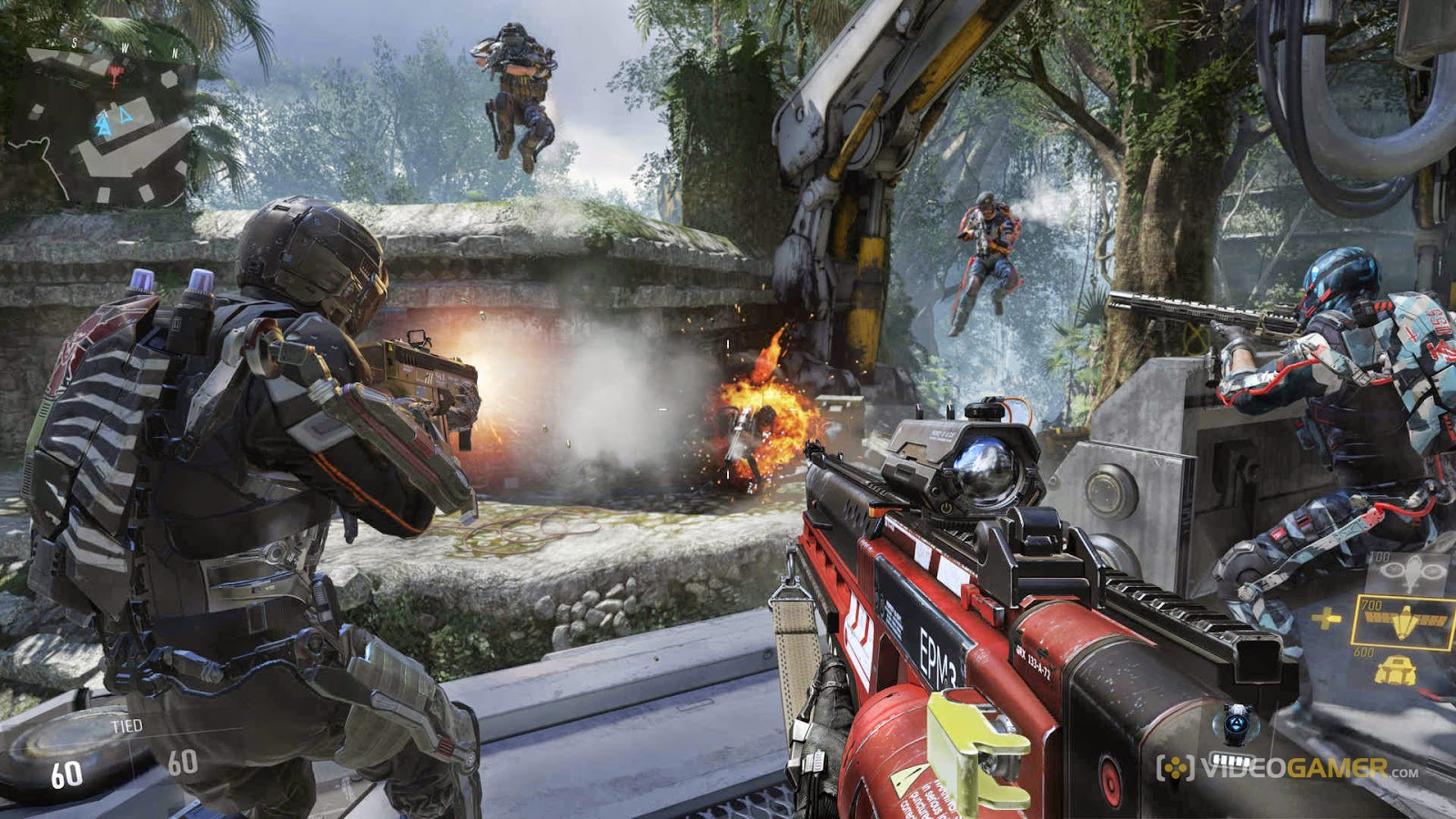 Call of duty advanced warfare compressed pc game Download