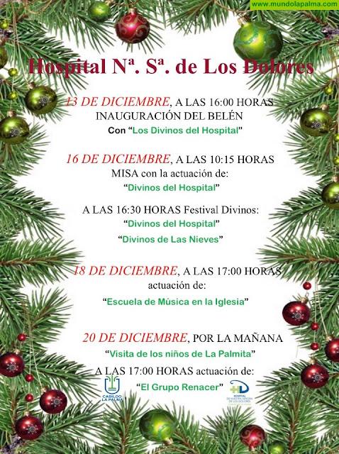 El Hospital de Dolores comienza su programa de actividades de Navidad