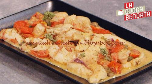 La Cuoca Bendata - Straccetti di pollo alla greca ricetta Parodi