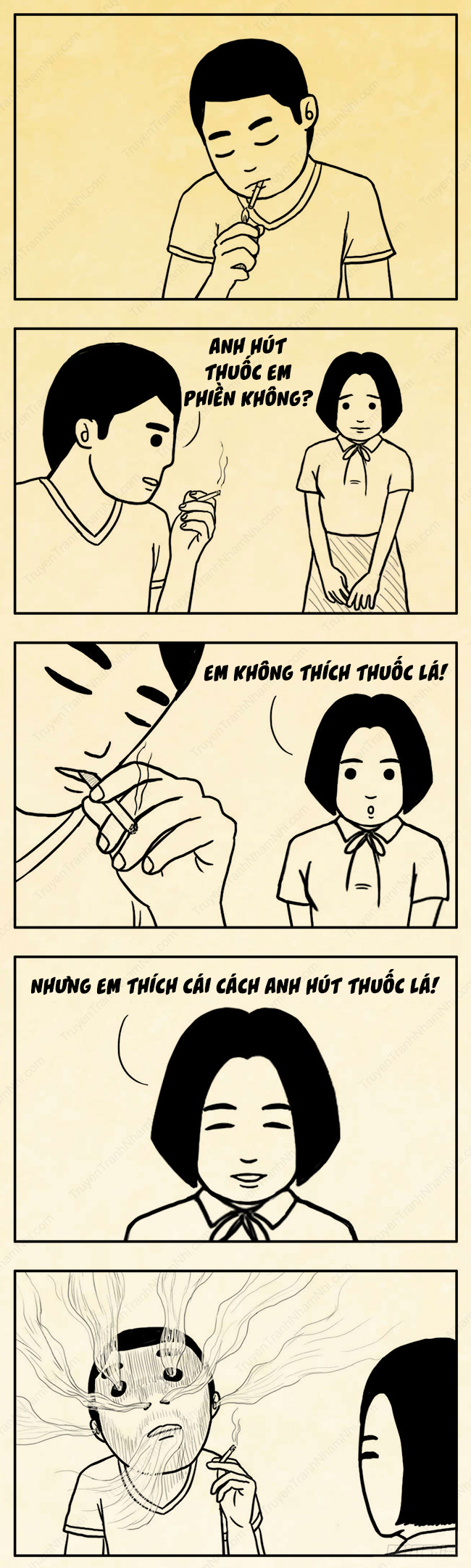 Nhảm Nhí Ký Sự #17: Hút thuốc lá