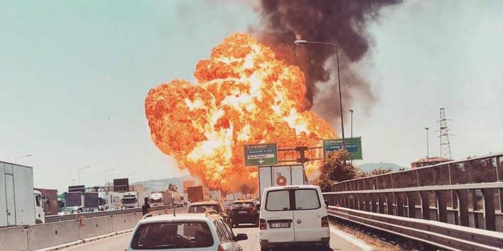 Νεκροί και τραυματίες από την έκρηξη στην Μπολόνια [βίντεο]