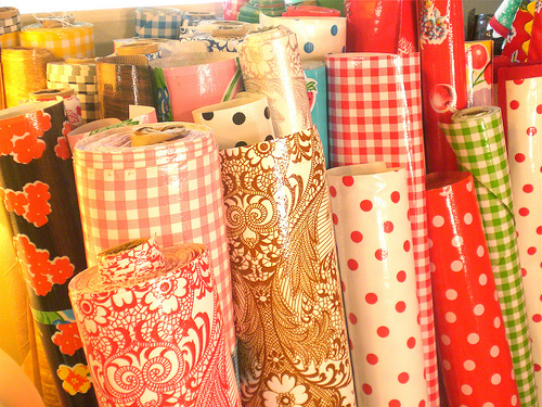 Fabric Canada Oilcloth Printed Vinyl Table Covering