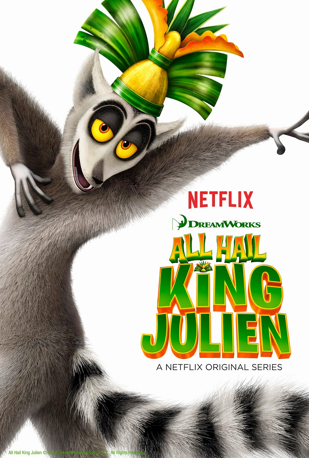 Review - All Hail King Julien