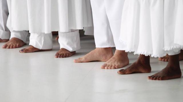 Resultado de imagem para chão sagrado do terreiro de umbanda