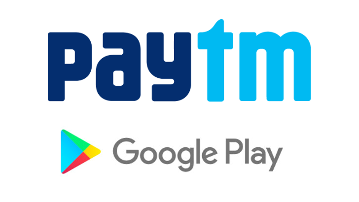 Google Play Credits Can Now Be Bought Via Using Paytm In India