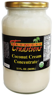Tropical Traditions Coconut Cream