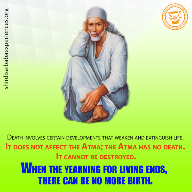 Shirdi Sai Baba Blessings - Experiences Part 2763