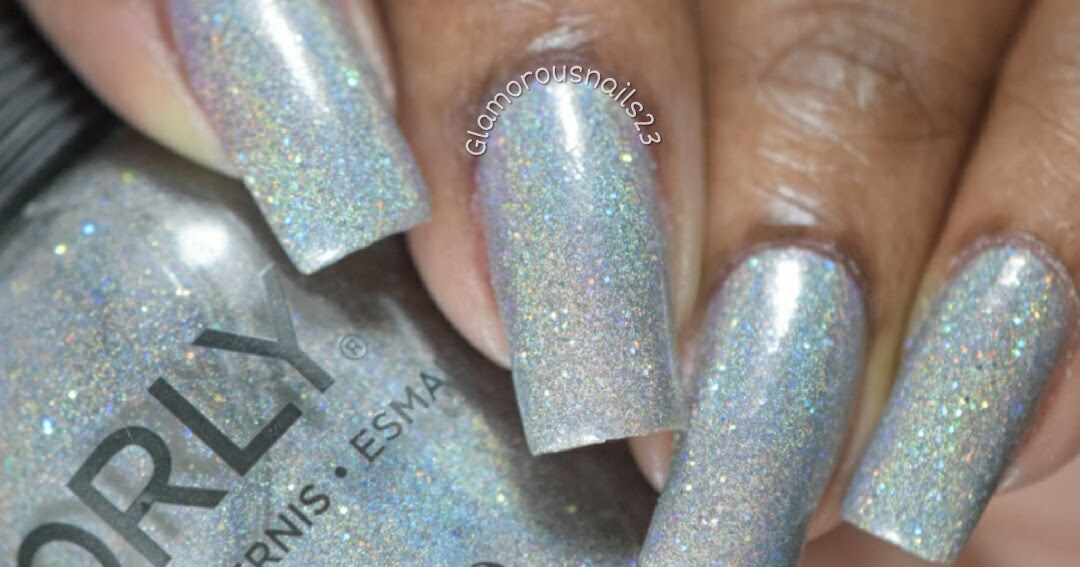 Orly Mirrorball Swatches & Review