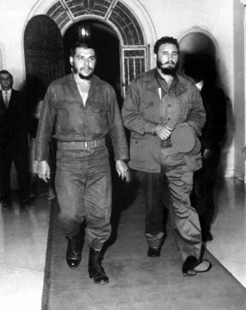 Che Guevara – biểu tượng của sự tự do và dám sống vì lí tưởng