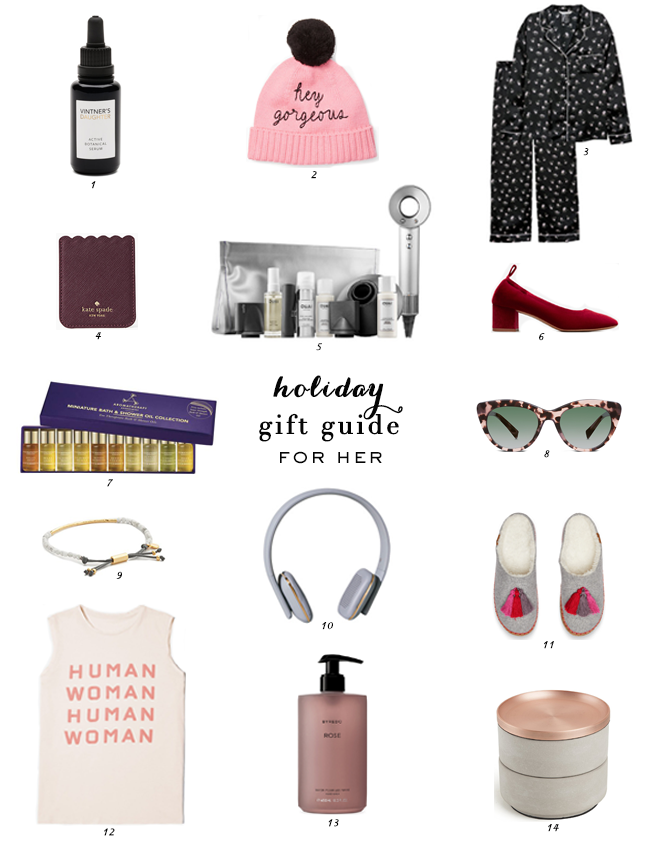 Holiday Gift Guide, Ladies Gift Guide, Gift Guide, Gift Ideas, Holiday Gifting, Holiday Gifts for Her, Gifts for Ladies