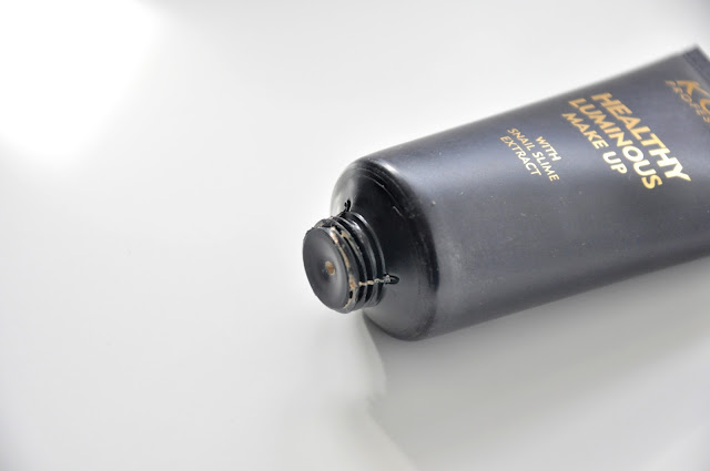 recenzja podkładu rozświetlającego kobo healthy luminous