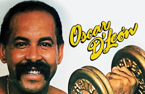 Oscar D´Leon - Contestame