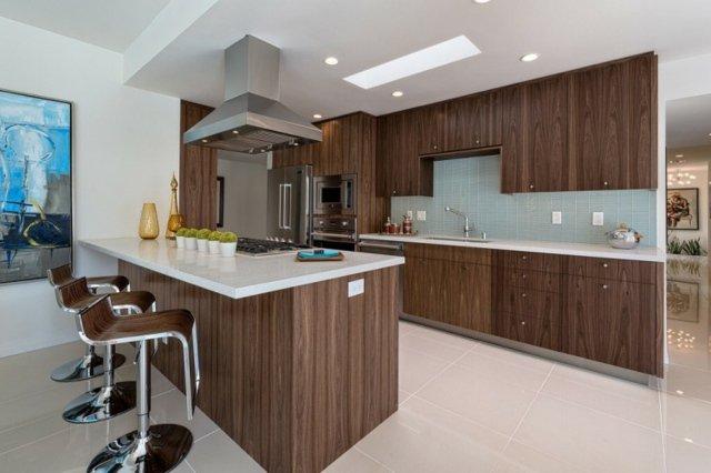 Material Kayu Untuk Dapur