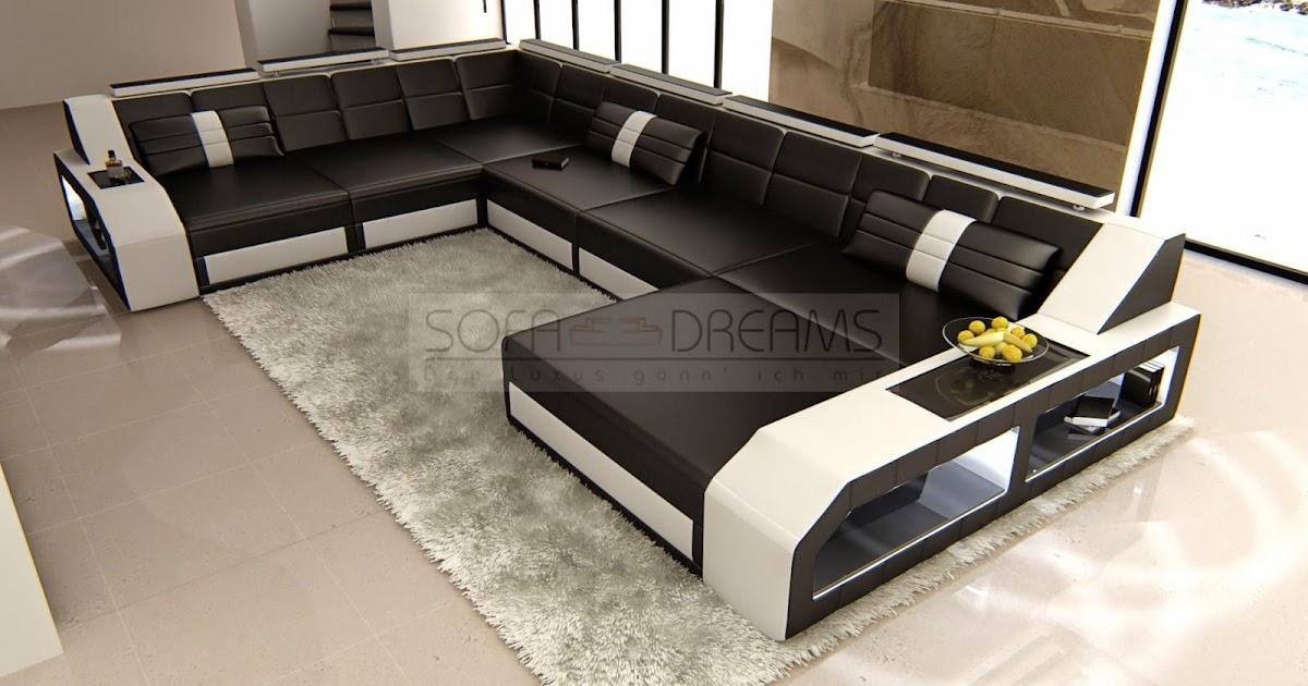 ledersofas sofas vom designer ledersofa matera das designer sofa als wohnlandschaft. Black Bedroom Furniture Sets. Home Design Ideas