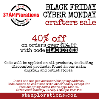 BLACK FRIDAY|CYBER MONDAY Crafters Sale