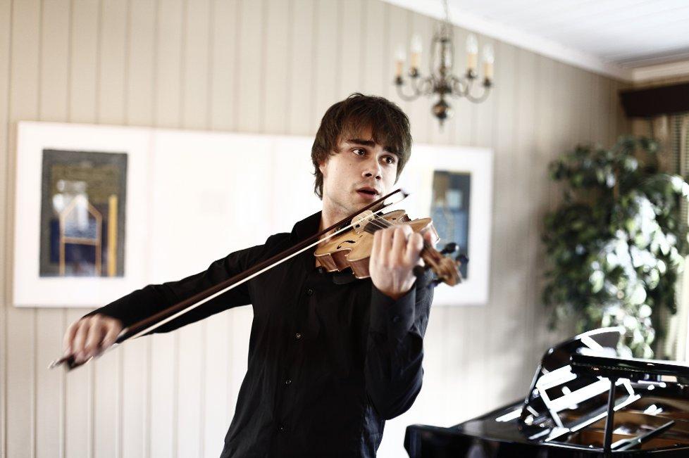 Alexander Rybak (Photo: alexanderrybak.com)