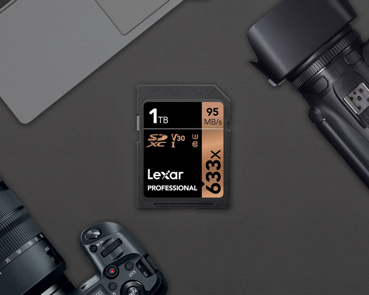 CES 2019: Lexar Has Unveiled The First Ever 1TB SDXC Flash Memory Card For Cameras