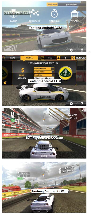 eal Racing 2 Apk Mod Full Version