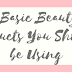 5 Basic Beauty Products You Should be Using