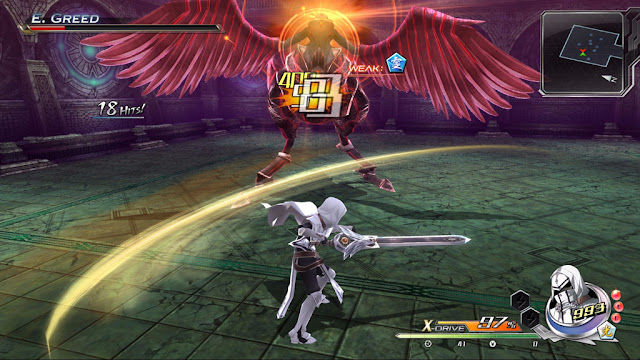 PlayStation 4 JRPG