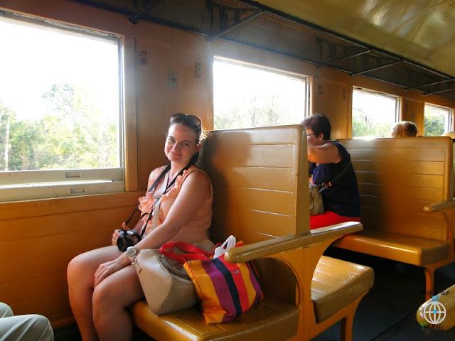w pociągu śmierci tajlandia