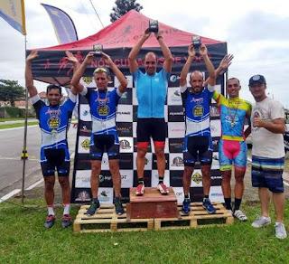 Registrense é Campeão da Copa Litoral Paulista de Ciclismo Amador
