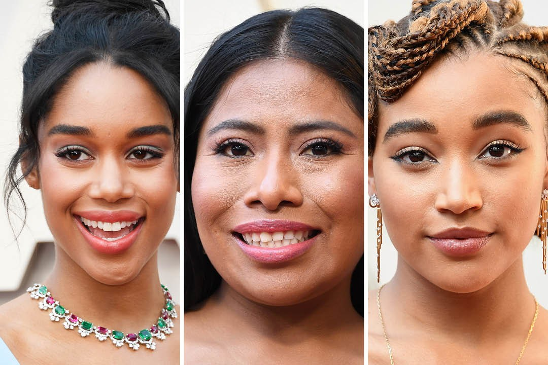 See the Best Hair and Makeup Looks at the 2019 Oscars